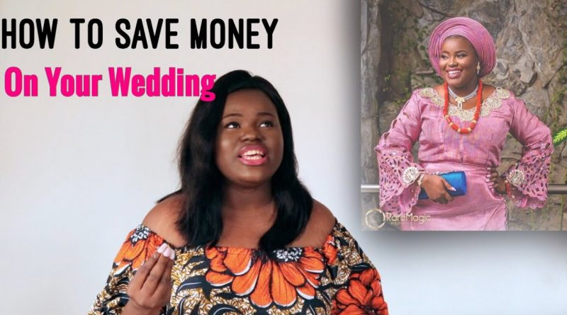 How to Save Money on your Wedding | How to plan a Nigerian Wedding || Vlogmas #7 1