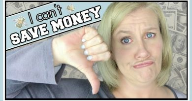 Family Budget: 10 Reasons I Can't Save Money    Saving Money Motivational Video 3