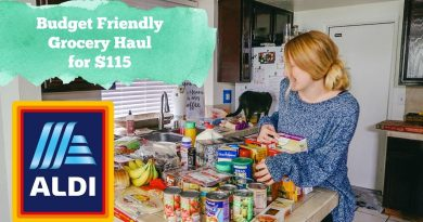 Affordable ALDI Grocery Haul! Grocery Store Budget! 3