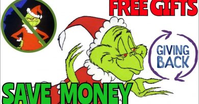 How to Save Money on Christmas: FREE Gifts?! 3