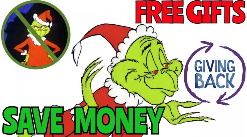 How to Save Money on Christmas: FREE Gifts?! 1