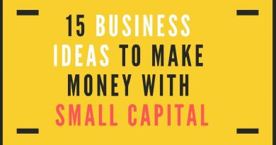 15 business ideas to make money with small capital 4