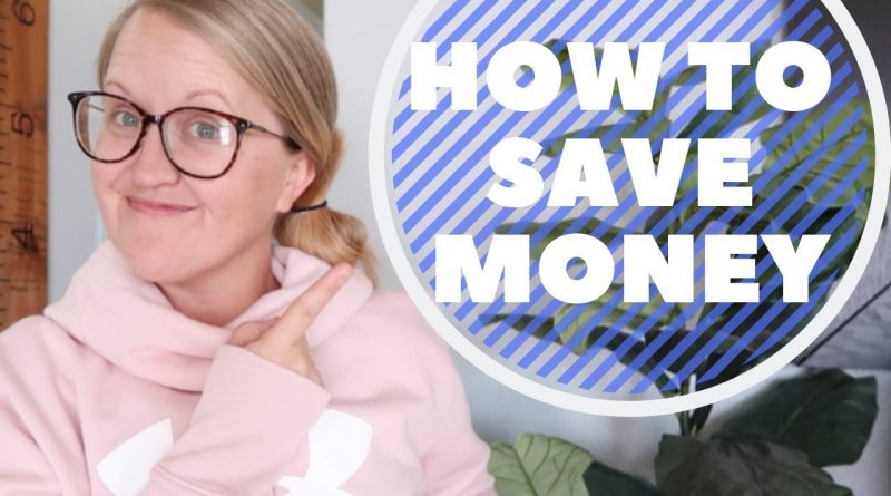 HOW TO SAVE MONEY | Real Life Budgeting Tips 1