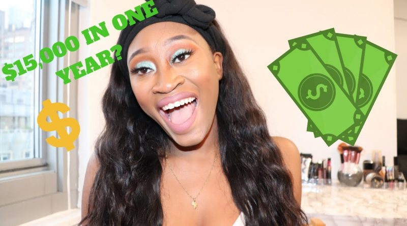 How to Save Money | How I saved $15,000 in 1 year at 19 | LIFE HACKS | Janneh Konneh 1