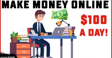 5 Legit Ways to Make Money and Passive Income Online - How To Make Money Online 2