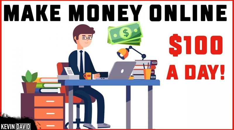 5 Legit Ways to Make Money and Passive Income Online - How To Make Money Online 1