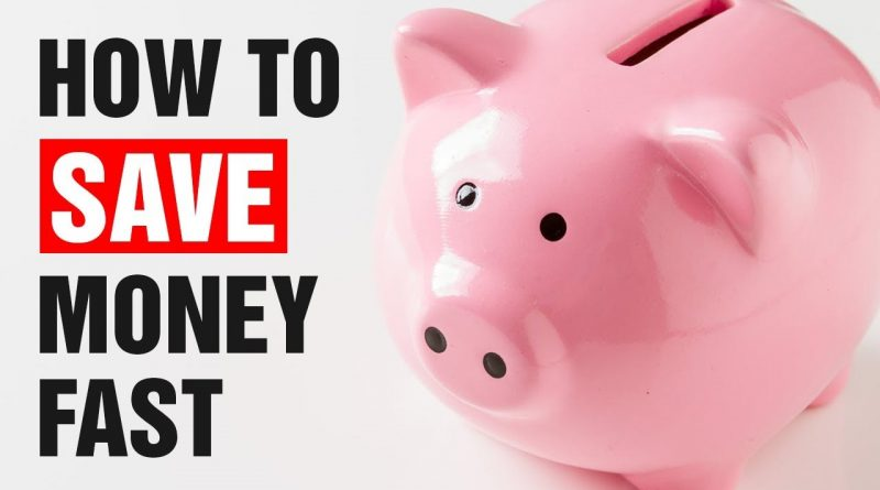 How To Save Money Fast - 18 Money Saving Tips 1
