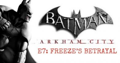 Let's Play: Batman Arkham City E7 - Freeze's Betrayal 3