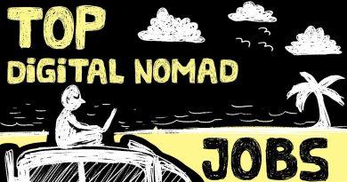 Top 8 Digital Nomad Jobs - Make Money Online Around the World 3