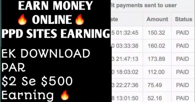 Earn $10 To $200 From PPD sites Smart earning ideas 2