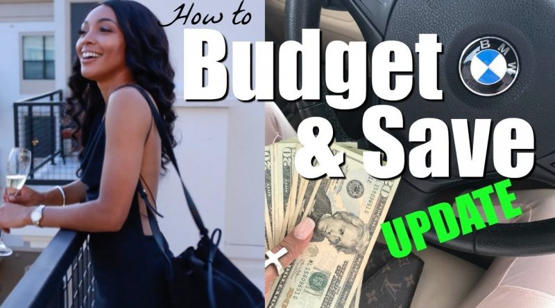 2019 HOW TO BUDGET & SAVE MONEY TIPS UPDATE !!! ft. CHIME  | Brittany Daniel 1