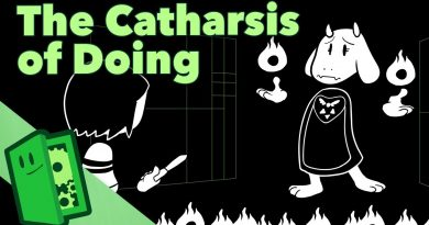 The Catharsis of Doing - Designing Emotionally Intense Experiences - Extra Credits 2