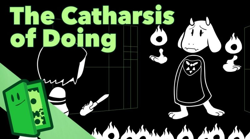 The Catharsis of Doing - Designing Emotionally Intense Experiences - Extra Credits 1