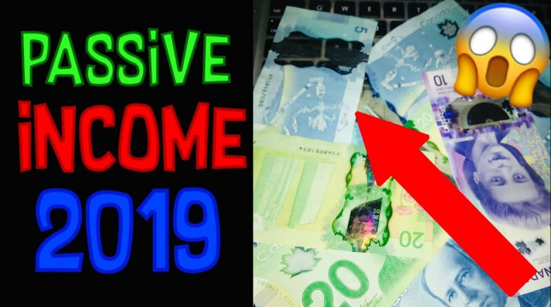 Make Money While Sitting At Home - Passive Income Ideas Canada 2019 1