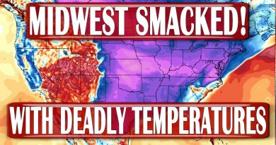 Deep freeze grips Upper Midwest, more bitter cold to come! 2