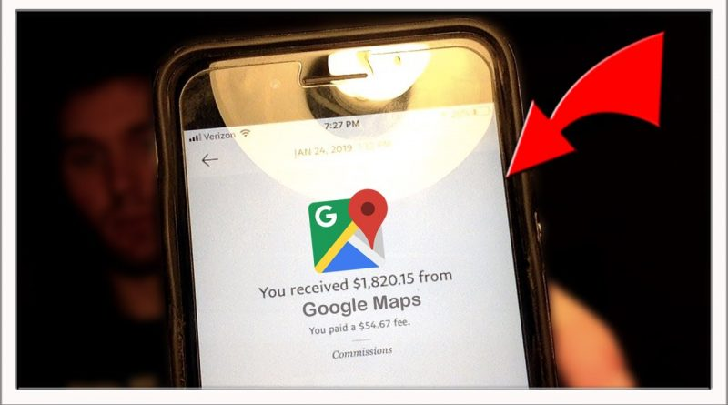 Get Paid Daily By Using Google Maps! (Working 2019) 1