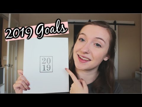 My 2019 Goals (fitness, saving money, & more!) 1