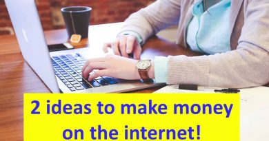How to make money on the internet uk - 2 ideas to make money on the internet 2