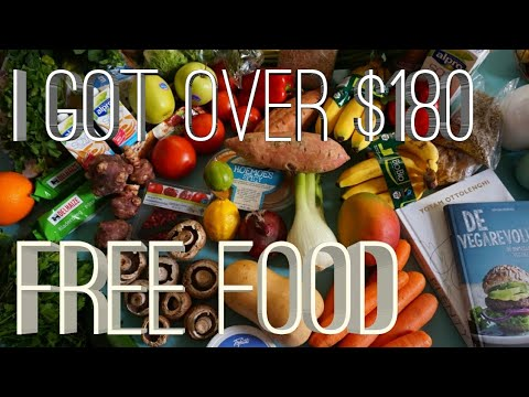 How To Get Free Groceries! 1 app got me over 180 dollars free food! 1