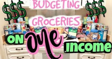 HOW I BUDGET GROCERIES AND MEAL PLAN 4