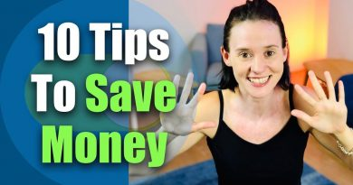 10 Tips for Saving Money / Frugal Money Saving Tips 4