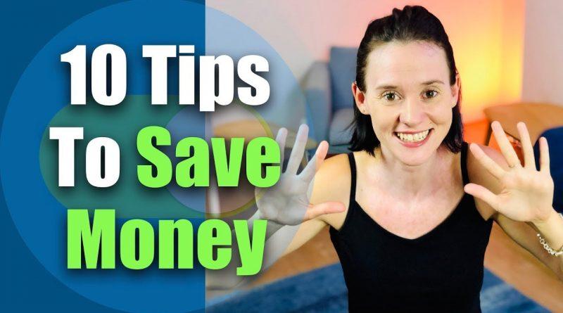 10 Tips for Saving Money / Frugal Money Saving Tips 1