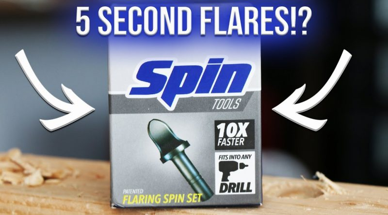 HVAC Flaring Tool (FSPIN300) Will Save You TIME And MONEY! 1