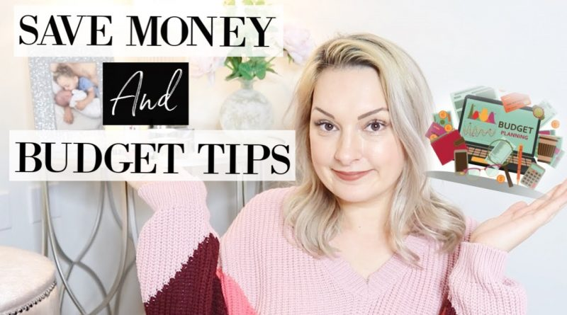 12 WAYS TO SAVE MONEY AND BUDGET 2019 | HOW TO SAVE MONEY | MONEY SAVING TIPS AND TRICKS 1