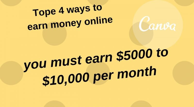 Easy Way To EARN Money Online In 2019 || Business Ideas in Hindi/urdu 1