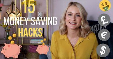 15 Money Saving Hacks and Tips | No Buy Year 2019 2