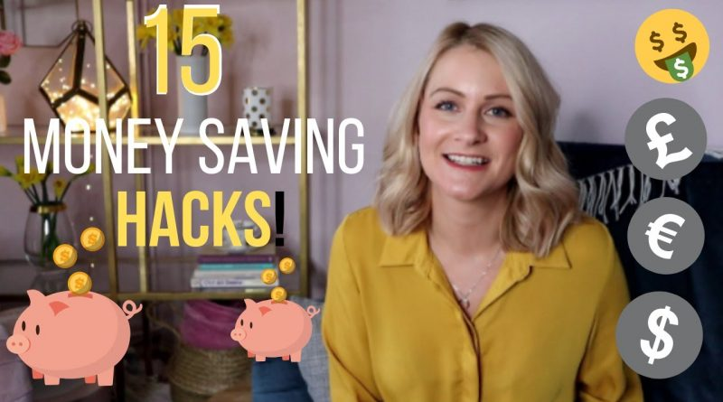 15 Money Saving Hacks and Tips | No Buy Year 2019 1