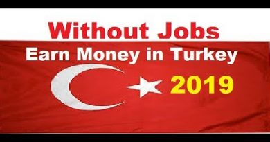 Earn Money in Turkey for Indian/Pakistani Without Jobs idea 2019   Tourism in Turkey 2