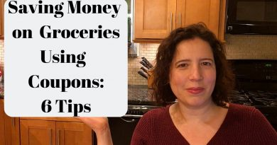 Saving Money on Groceries Using Coupons: 6 Tips 3