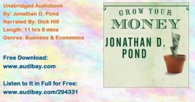 Grow Your Money: 101 Easy Tips to Plan, Save, and Invest Audiobook by Jonathan D. Pond 3