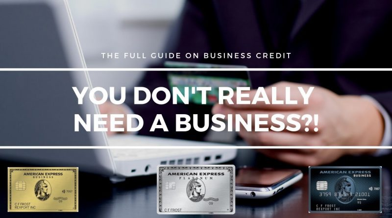 How To Get A Business Credit Card 1
