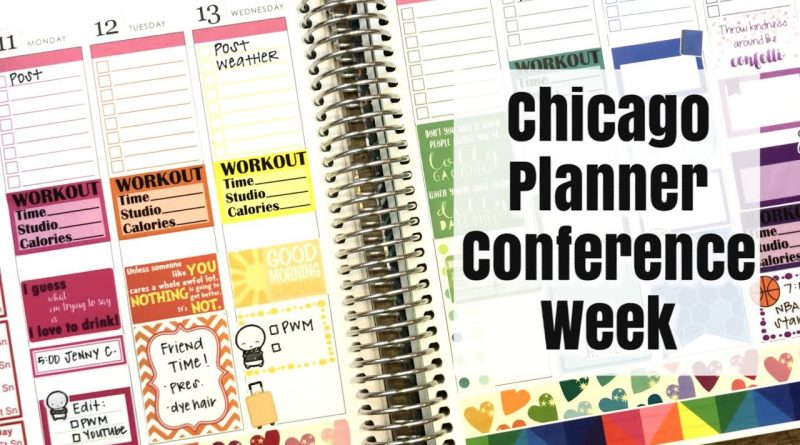 Plan With Me | Erin Condren | Rainbow Week 1