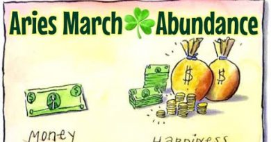 Aries March Financial Reading- Money Making Ideas 3
