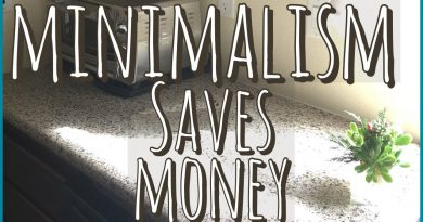 5 WAYS MINIMALISM SAVES MONEY 2019   Live well for less 4