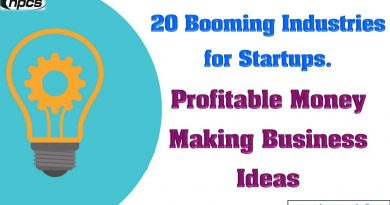 20 Booming Industries for Startups. Profitable Money Making Business Ideas 3
