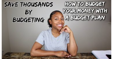 How to Budget Plan   Save Thousands Budgeting Money 3
