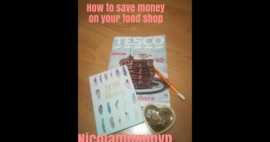 HOW TO SAVE MONEY ON YOUR FOOD SHOP | BUDGET TIPS | NICOLA MUMMYP 4