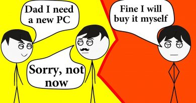When a gamer starts saving money to buy a new Gaming PC 2