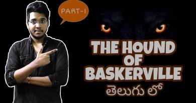 The hound of Baskerville in telugu||Sherlock Holmes||Bacbenchers Telugu. 3