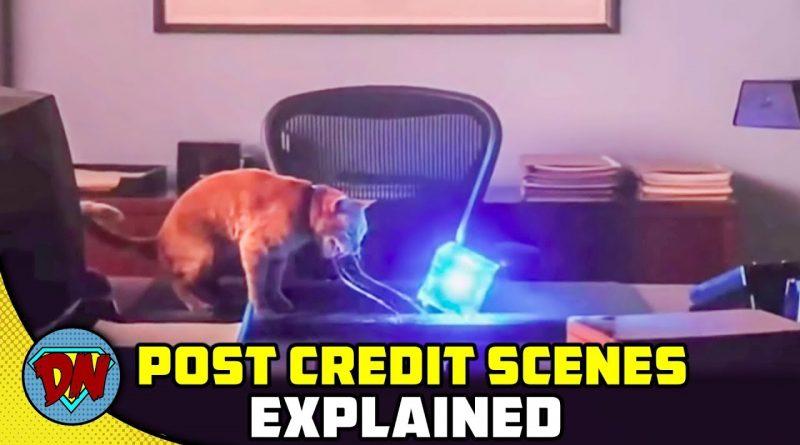 Captain Marvel Post Credit Scene | Explained in Hindi 1