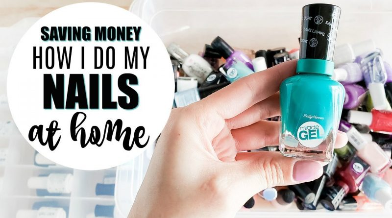Saving Money: What I Use to Do My Nails at Home 1