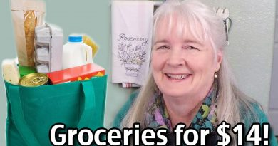 Groceries for $14 - Living On Social Security 4