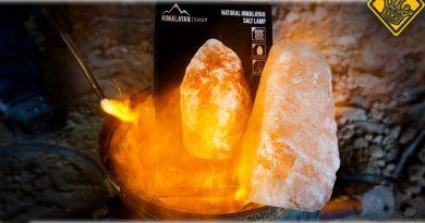 Can You MELT a Himalayan Salt Lamp? 2
