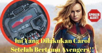 Penjelasan Adegan Mid Credit dan Post Credit Dari Film Captain Marvel 2