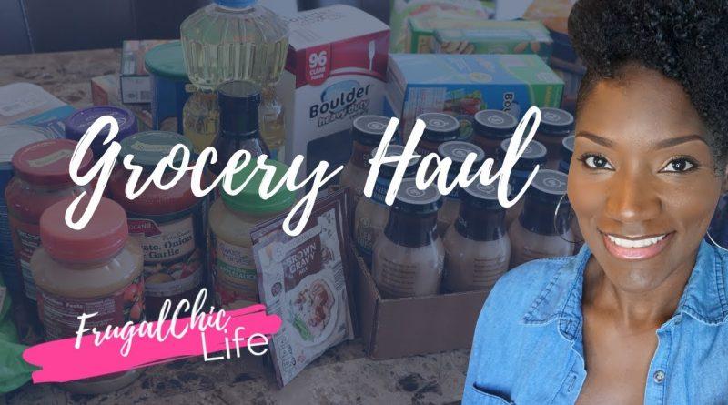 Aldi Grocery Haul | Weekly Budget Grocery Haul  | $100.21 1