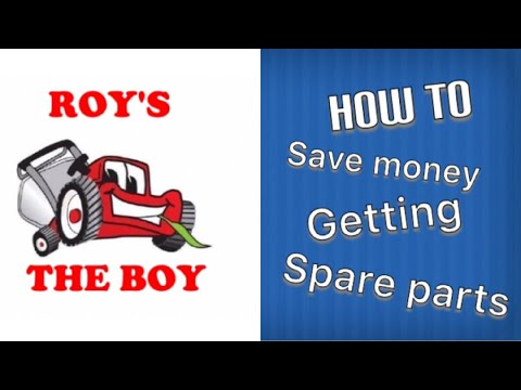 How to save money by getting spare parts 1